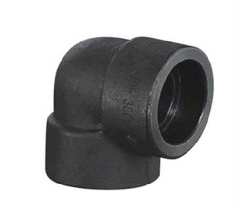 Carbon Steel 90 Deg Socket weld Elbow