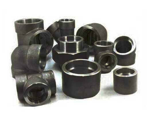 Carbon Steel A350 LF2 Forged Fittings