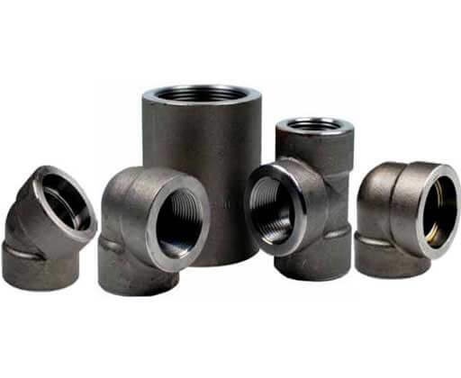 EIL Approved Carbon Steel Forged Fittings