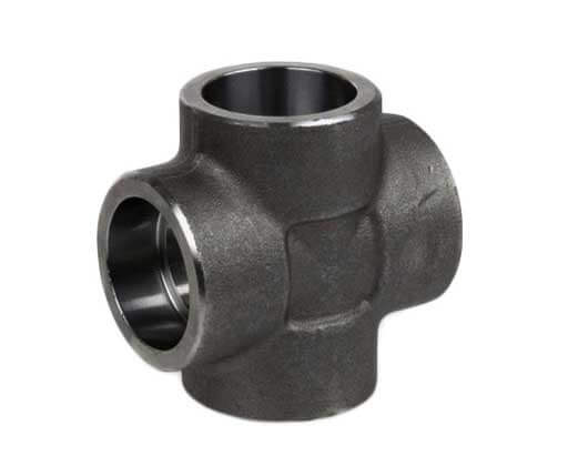 ANSI B16.11 Socket weld Equal Cross