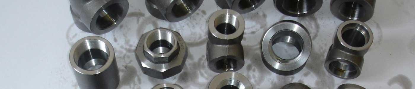 SS Socket weld Pipe Cap, Carbon Steel Socket weld Pipe Cap