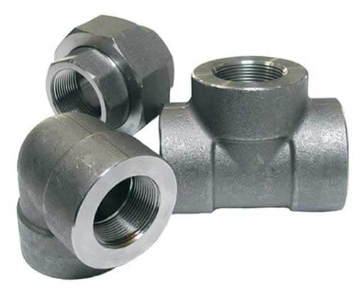 Stainless Steel 304-304L Forged Fittings