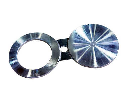 SS 316/316L Spectacle Blind Flange