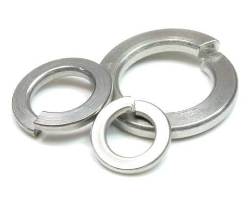 SS Spring Washers