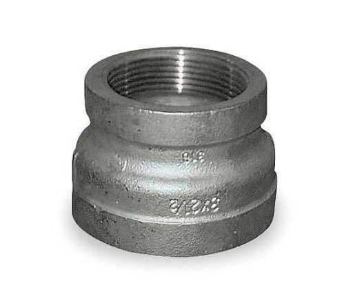 Stainless Steel Threaded Reducing Coupling