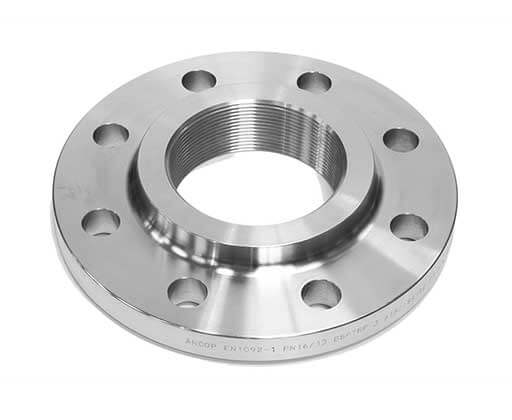 Inconel Threaded / Screwed Flange
