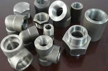 High Nickel Alloy Forged Fittings